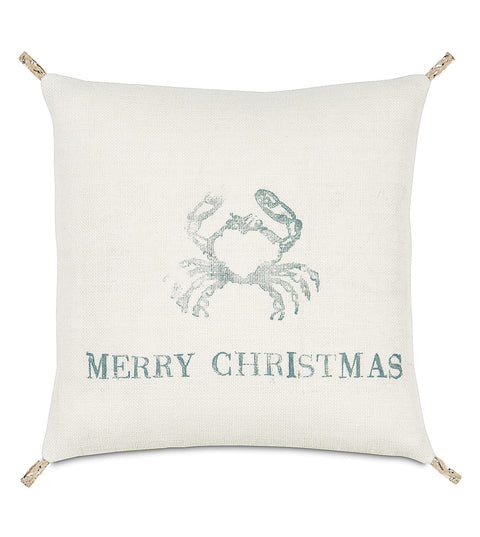 "Festivities from the Beach Decorative Pillow Cover - 8 Different Designs - 18"" x 18"""