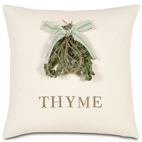 "Garden Decorative Pillow 18""x18"""