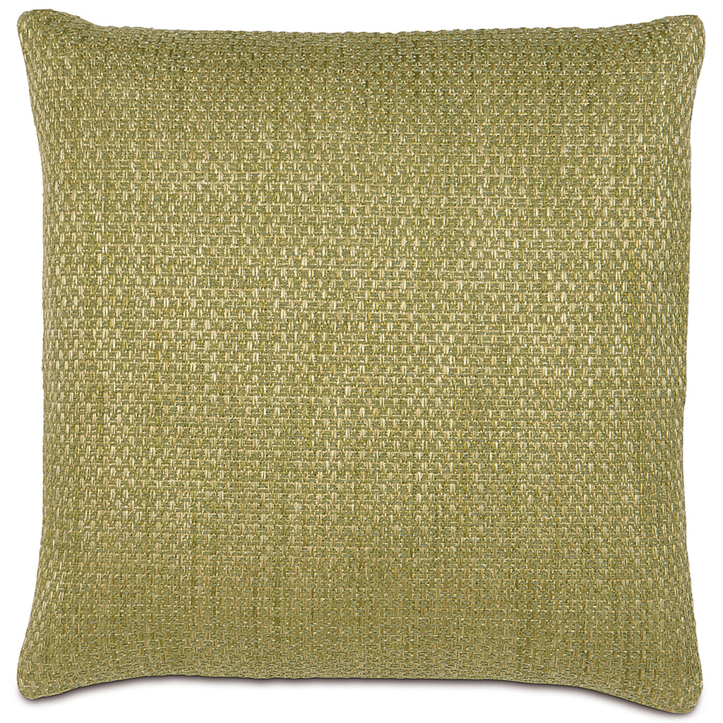 "Wades Green Mountain Resort Textured Decorative Pillow Knife Edge 22""X22"""