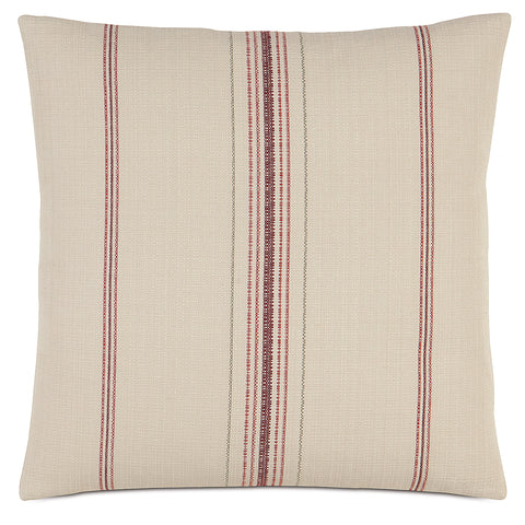 "French Country Decorative Pillow 22""x22"""