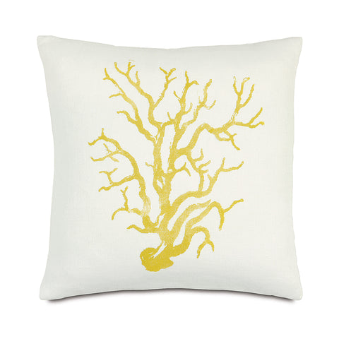 "Tropical Decorative Pillow 18""x18"""