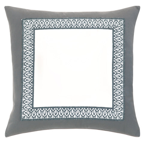 "Urban Loft Decorative Outdoor Pillow Cover 20""x20"""