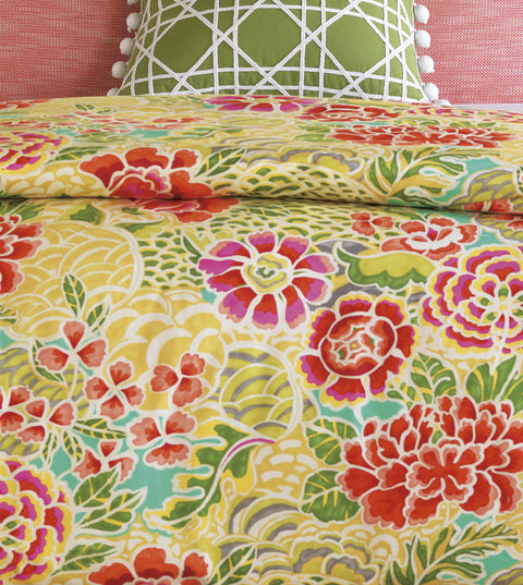 Copa Cabana Duvet Cover (Super Queen 96x98)