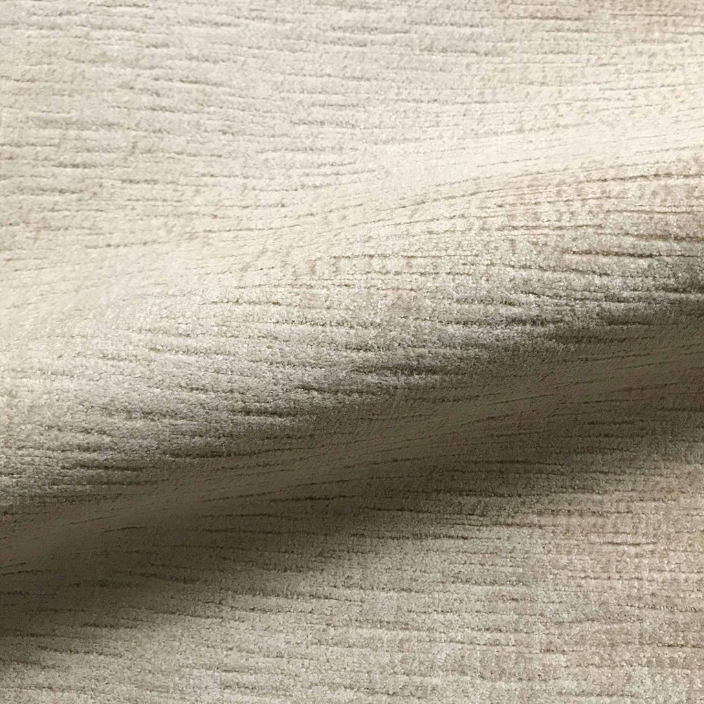 Taupe Luxe Textured Chenille Upholstery Fabric 42""