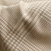 Neutral Menswear Inspired Woven Upholstery Fabric 54""