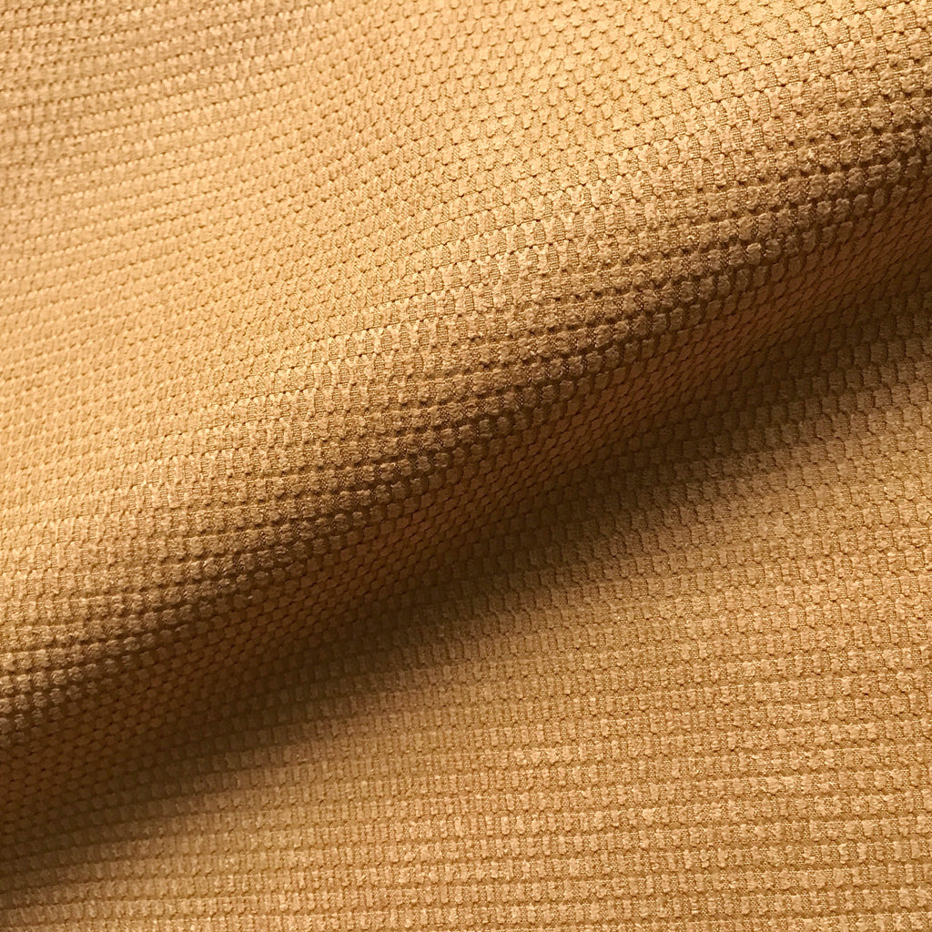 Gold Glam Traditional Textured Boucle Upholstery Fabric 54""