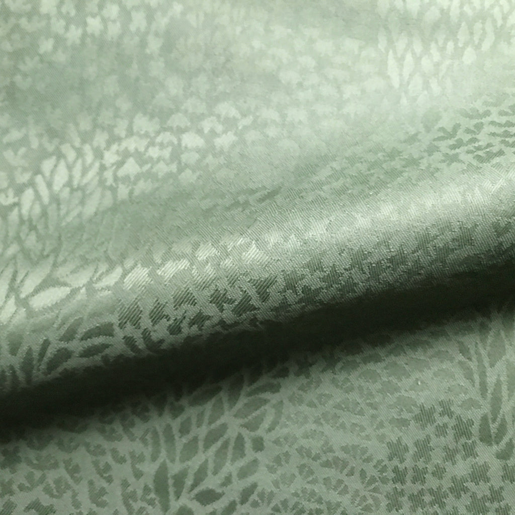 Bohemian Jacquard Fabric in Abstract Green 50""