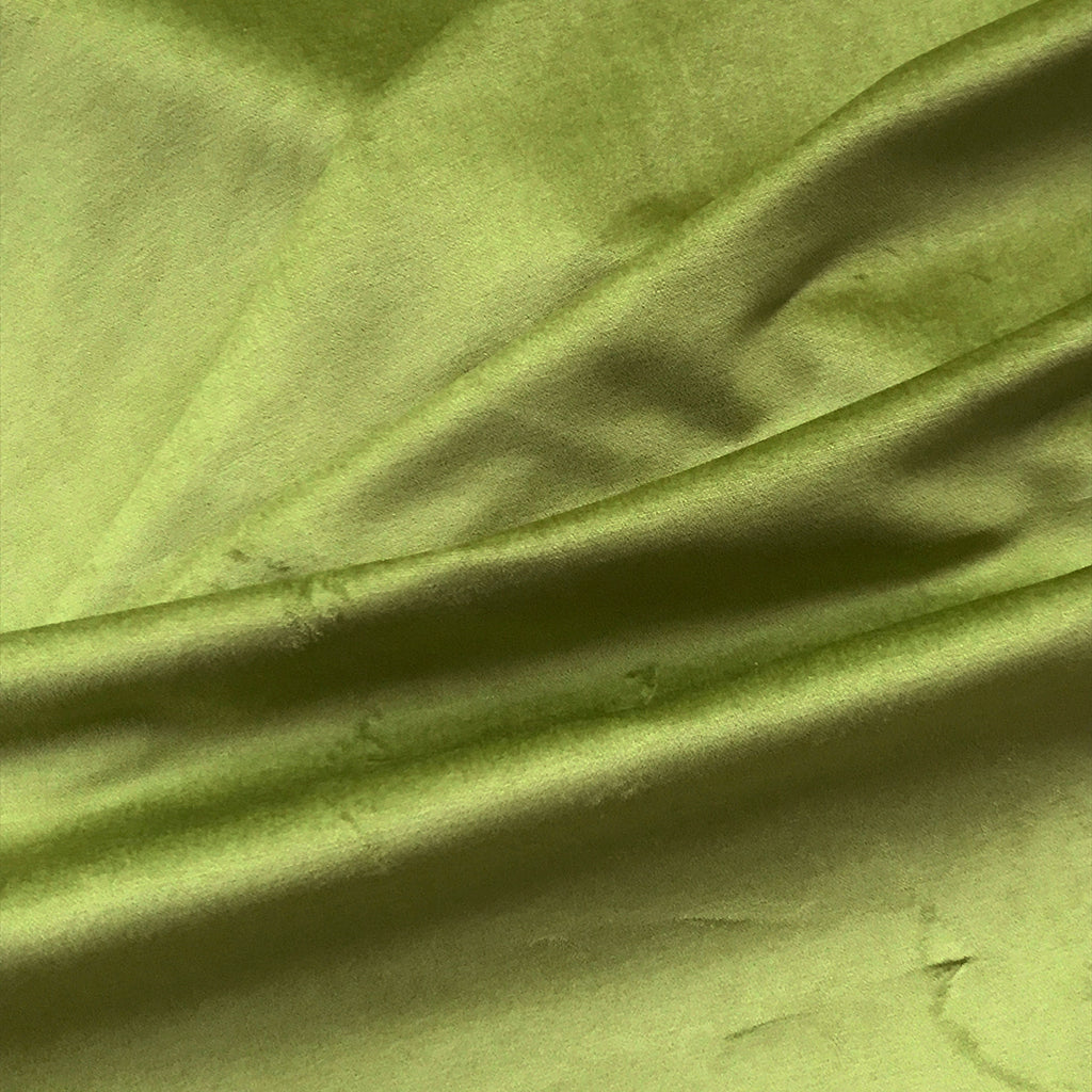 Green Velvet Upholstery Fabric