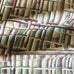 Bamboo Print Cotton Upholstery Fabric