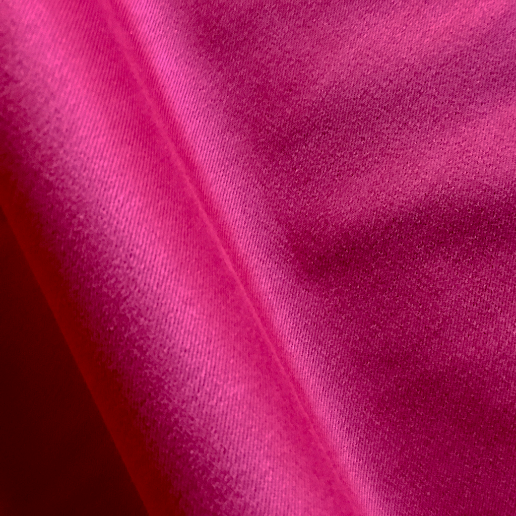 Burgundy Twill Upholstery Fabric
