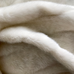 Ivory Faux Fur Upholstery Fabric