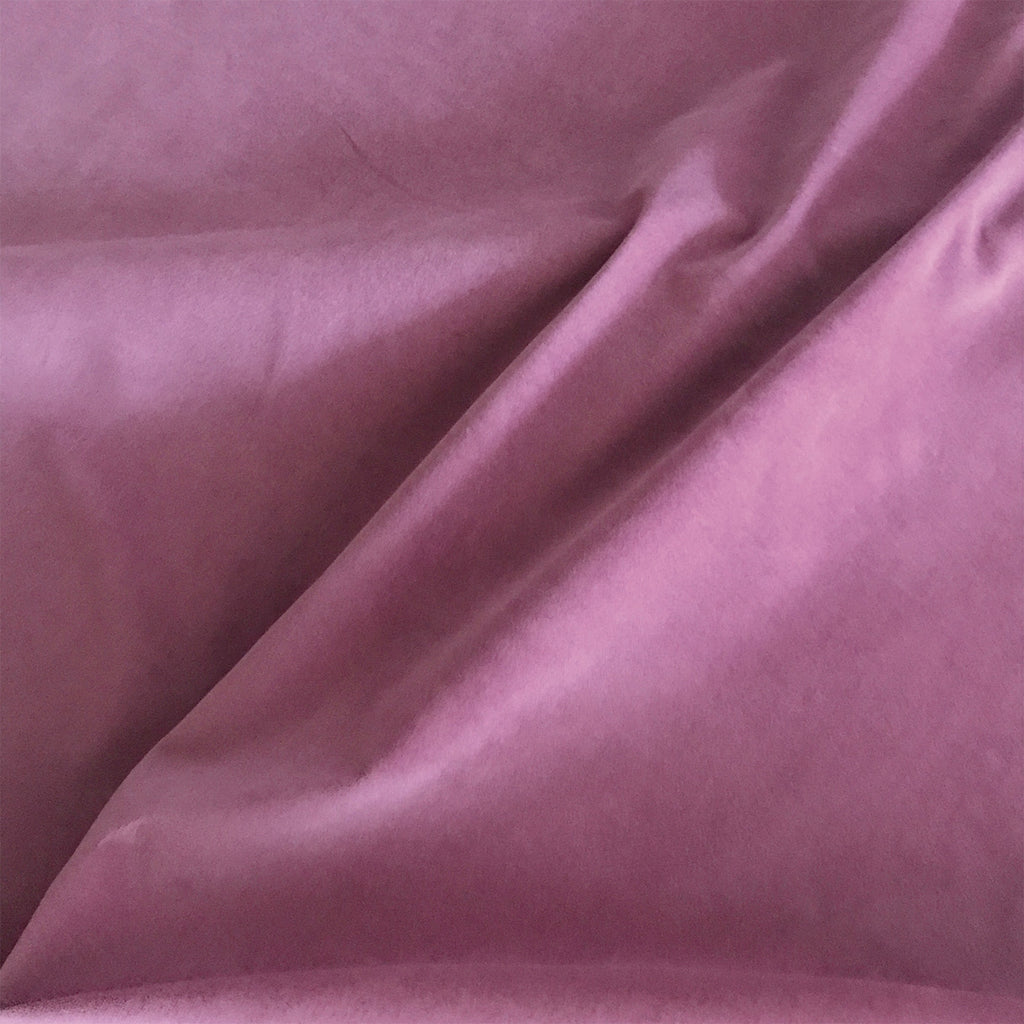 Plum Velvet Luxury Upholstery Fabric