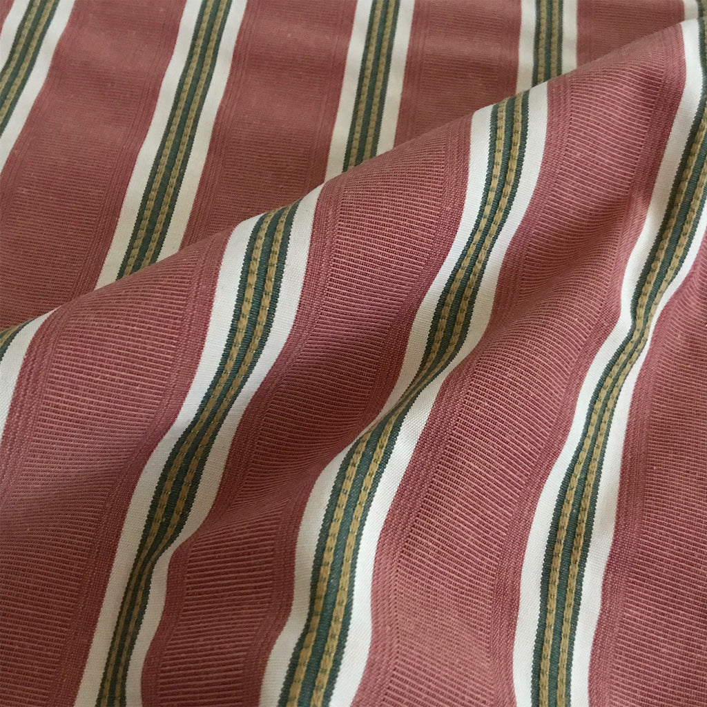 Ideal Stripe Fabric – Plankroad Home Decor JX73