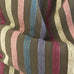 "22"" x 22"" Pastel Striped Decorative Pillow Cover"