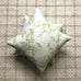 "24"" x 24"" Green Oriental English Touile Luxury Decorative Pillow Cover"