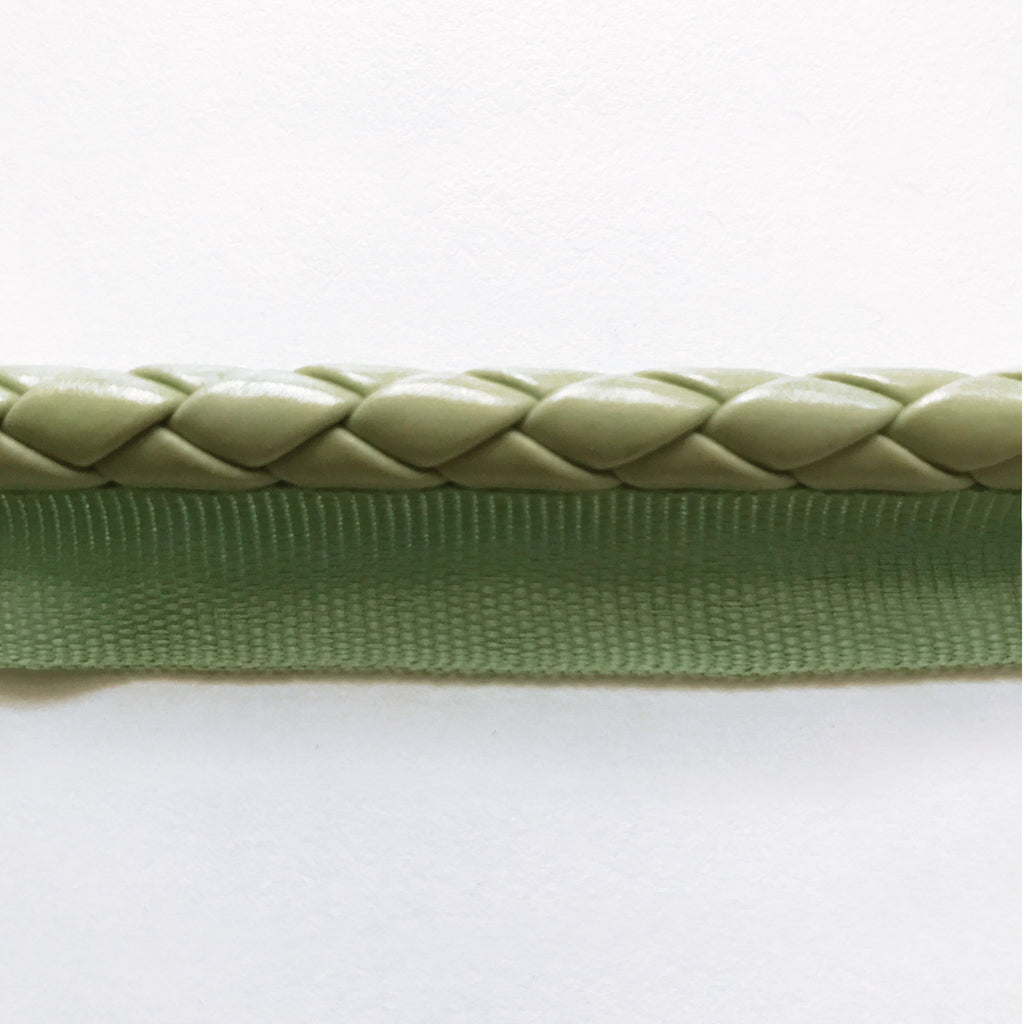 Lime High Quality Decorative Lip Cord Trim by the yard