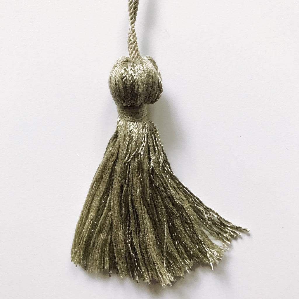 Lime High Quality Decorative Tassel