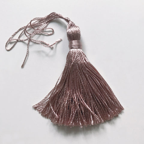 Blush Pink High Quality Decorative Tassel