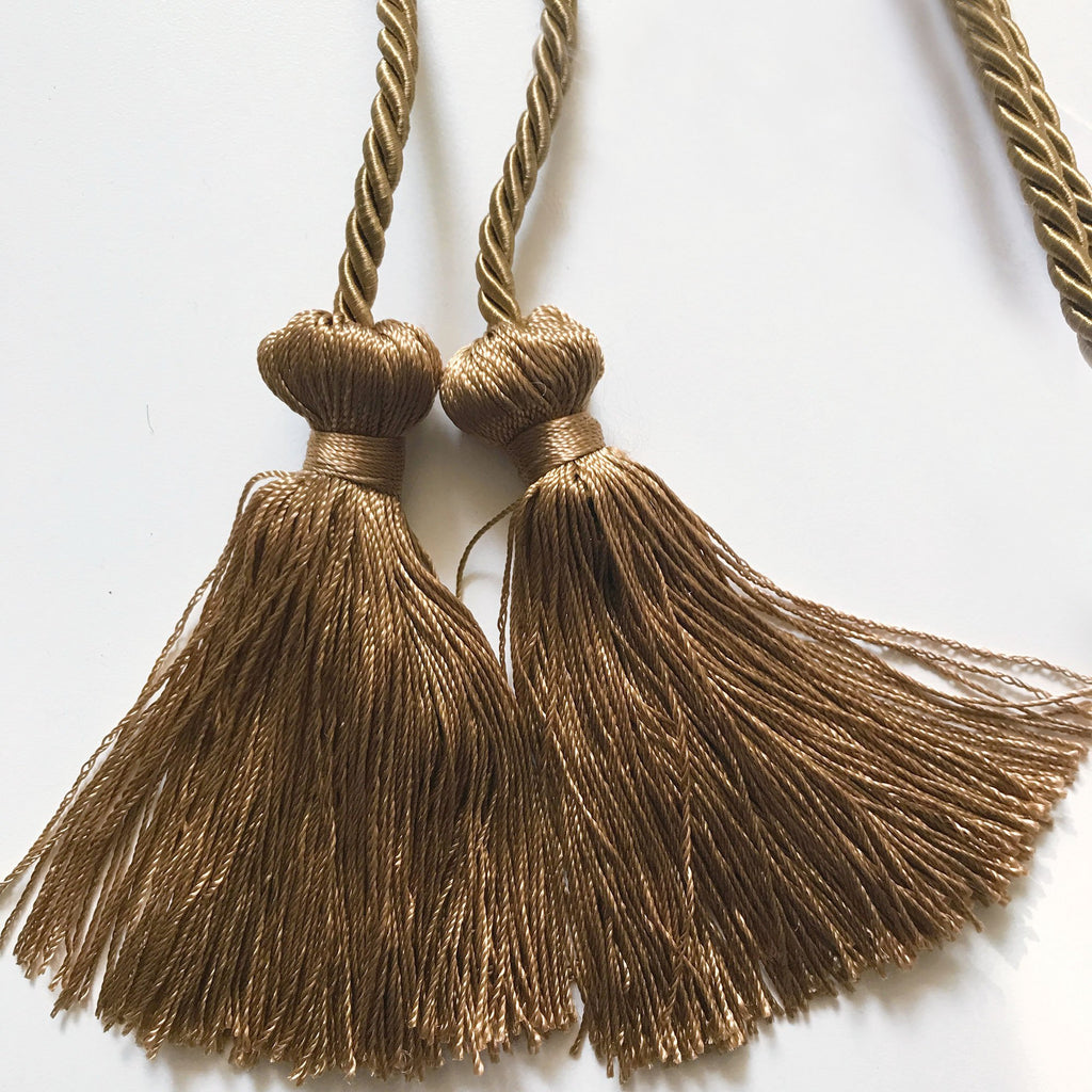 Gold High Quality Decorative Tassel
