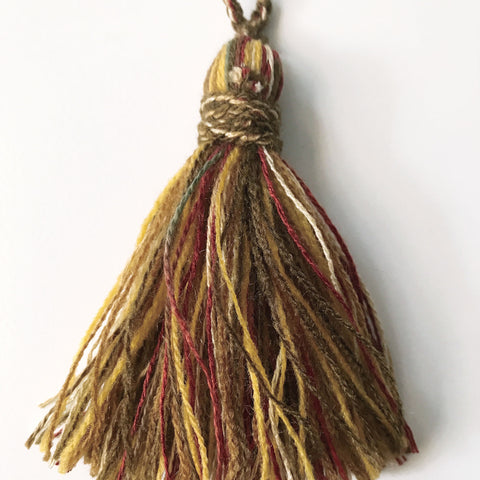 Multicolored High Quality Decorative Tassel