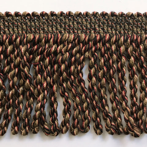 Multicolored High Quality Decorative Bullion Fringe Trim by the yard
