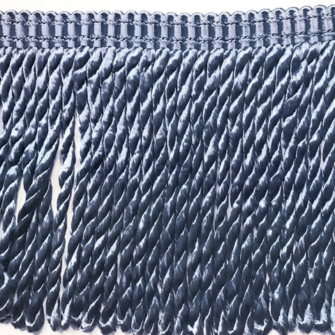 Azure High Quality Decorative Bullion Fringe Trim by the yard