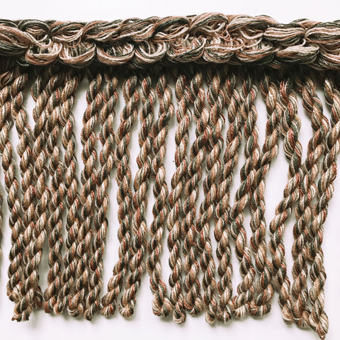 Neutral High Quality Decorative Bullion Fringe Trim by the yard