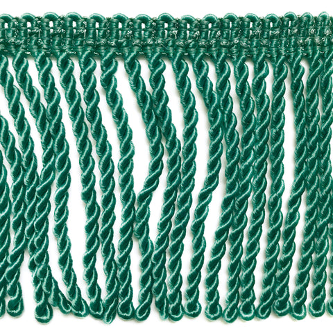 Emerald Green High Quality Decorative Bullion Fringe Trim by the yard