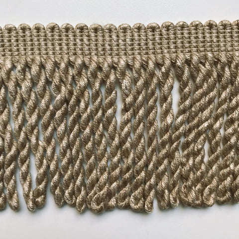 Wheat High Quality Decorative Bullion Fringe Trim by the yard