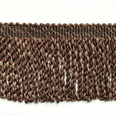Purple and Olive Green High Quality Decorative Bullion Fringe Trim by the yard