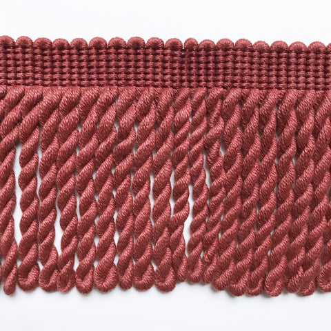 Scarlet High Quality Decorative Bullion Fringe Trim by the yard