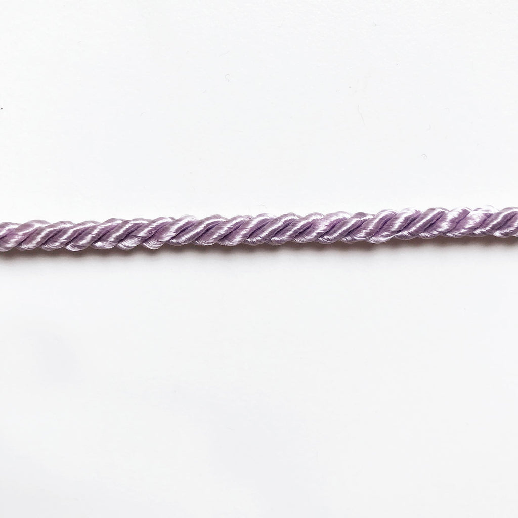 Lavender High Quality Decorative Cord Trim by the yard