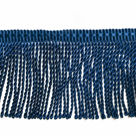 Indigo High Quality Decorative Bullion Fringe Trim by the yard