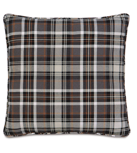 "Austin Glarus Plaid Decorative Pillow 20"" x 20"""