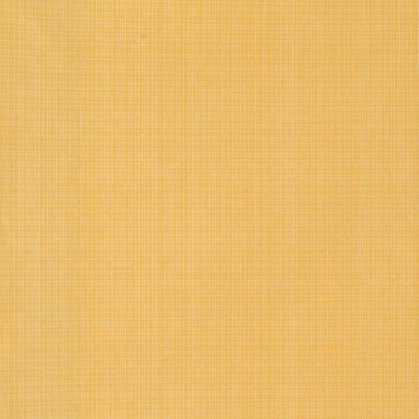 Bright Yellow Cotton Upholstery Fabric