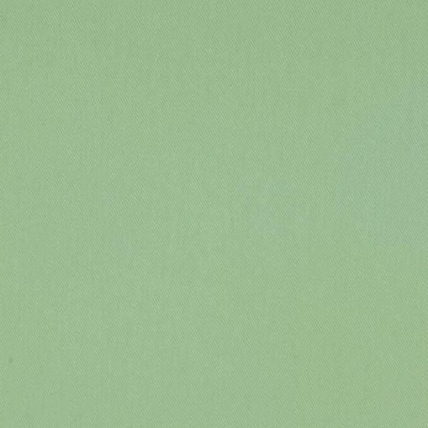 Green Cotton Twill Woven Fabric - 56""