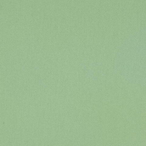 Pale Green Simple Solid Twill Upholstery Fabric