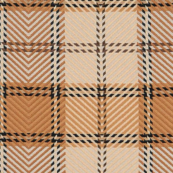Fall Plaid Weave Upholstery Fabric