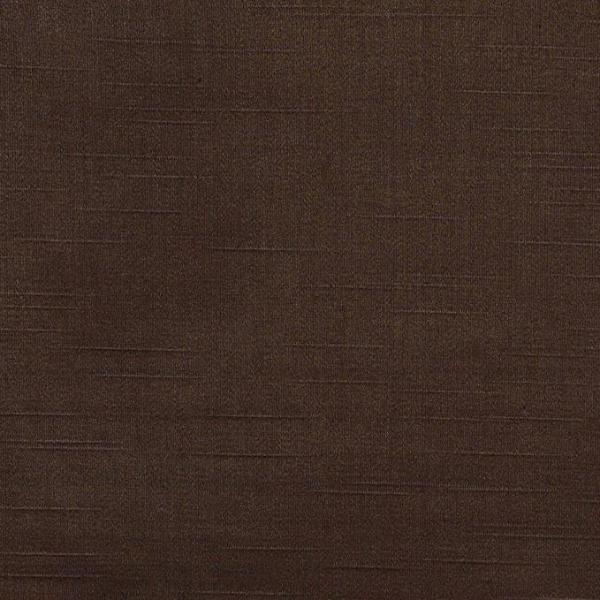 Shantung Chocolate Brown Fabric