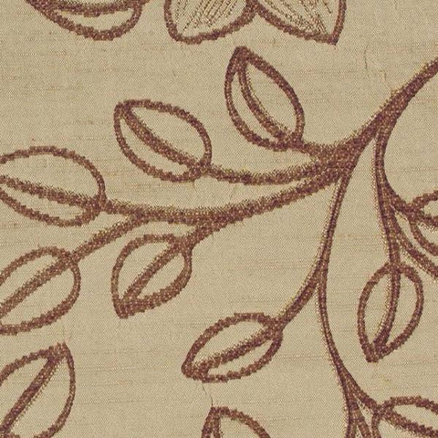 Fall Floral Upholstery Fabric