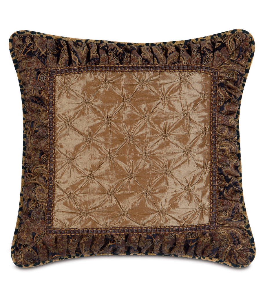 "Dorian Decorative Pillow 22"" x 22"""