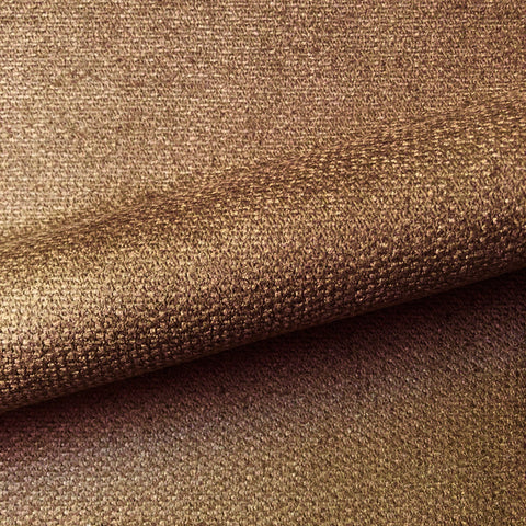 Caramel Brown Lodge Woven Upholstery Fabric 54""