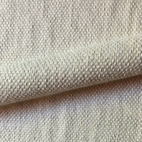 Country Egg Shell Basketweave Upholstery Fabric 54""