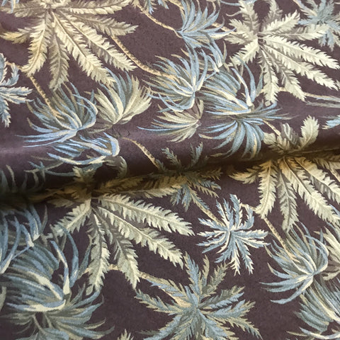 Cayman Tropical Palm Tree Java Upholstery Fabric 54""