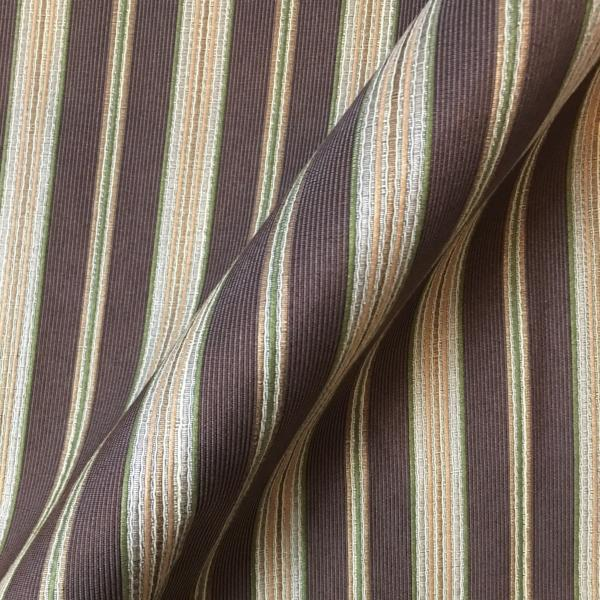 Fall Faille Stripe Upholstery Fabric