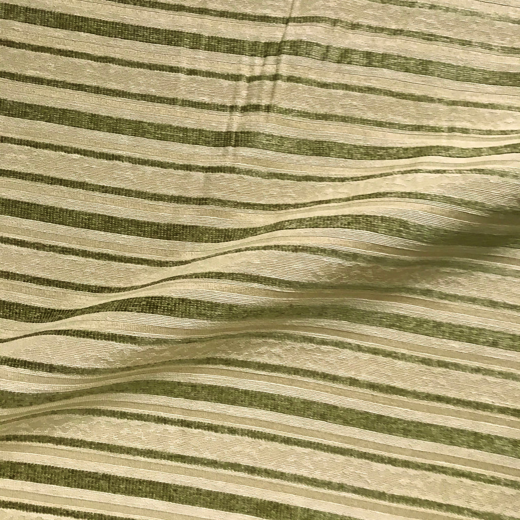 Charles Woven Contrasting Stripe Fabric by the Yard - 54""
