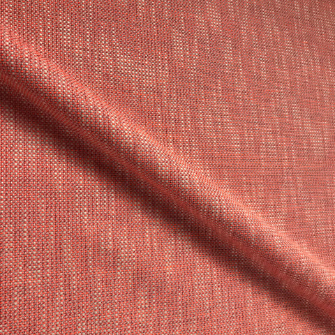 Fiesta Orange Solid Cotton Blend Fabric - 55""