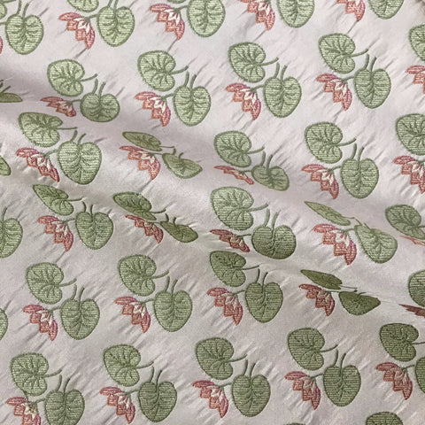 Fun Floral Printed Upholstery Fabric - 54""