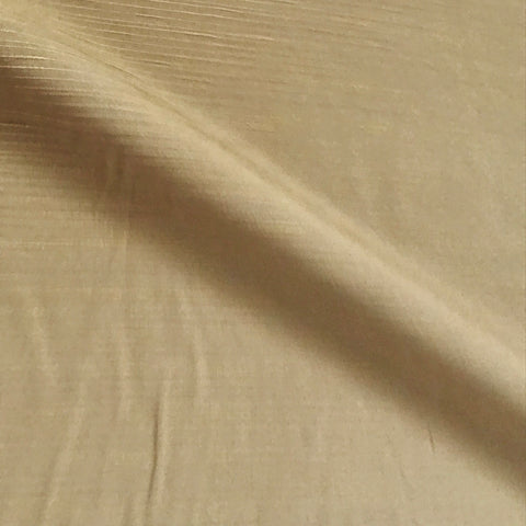 Ivory Solid Duponi Fabric - 54""