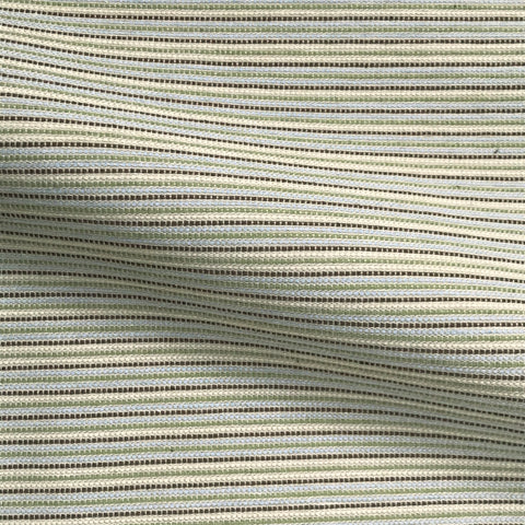 Liam Neutral Woven Stripe Upholstery Fabric - 54""